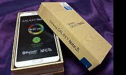Samsung galaxy note3 white frost 32gb memory 4g android