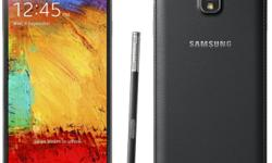 Samsung Galaxy Note 3 (BLACK 32 GB) Smartphone For