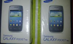 Hi guys got two samsung galaxy pocket neo phones for
