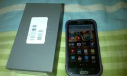 Galaxy s3 in excellent condition with box and