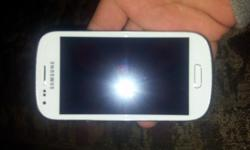 i have a samsung galaxy s3 mini without a scratch , its