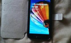 Samsung galaxy s4 for sale in good working condition