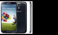 Samsung Galaxy S4 Good Condition like new only phone
