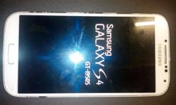 samsung galaxy s4 gt-19505 ,16gb used working all