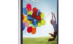 Samsung Galaxy S4  . Brand New.  Local