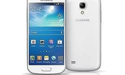Used Samsung S4 for sale R 2900.00,   Great phone, with