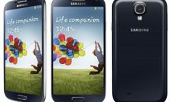 Samsung Galaxy S4 (BLACK 32GB) Smartphone FOR SALE!!