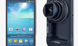I have a samsung galaxy s4 zoom, which is a phone and a