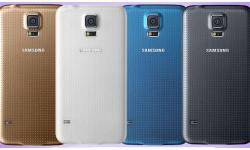 Samsung galaxy s5 Gold available brand new sealed now