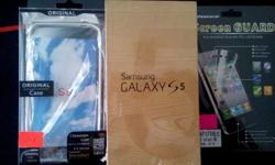 brand new sealed 32gb s5 for sale. comes with white