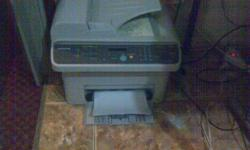 Perfect working condition samsung laser printer  hardly