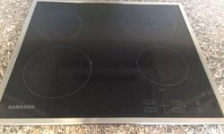 Samsung oven and hob combo for sale R3500 for both