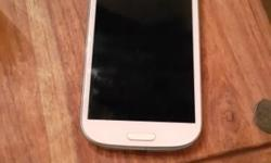 Samsung s3 for sale, in perfect prefect condition