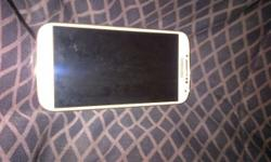 6mnths old white s4 (32GB) in very good condition with
