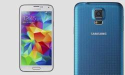 Brand new samsung S5 in the color of ur choice still