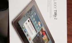 "Samsung Tab2 10.1"" model 5110 wifi only"