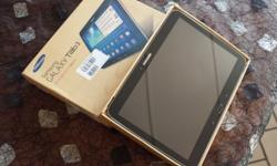 Samsung galaxy tab 3 Brand new in box. Only used once.