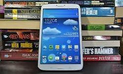 "Samsung tab 3 7"" with box 3 g and wifi to swop for 10.1"