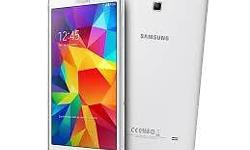 "Samsung Galaxy Tab 4 7"" 3G&wifi as new with box and"