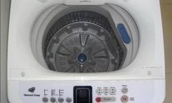 The washing machine is still in good condition. I will