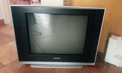 Samsung 41cm tv. Comes with remote control. In perfect