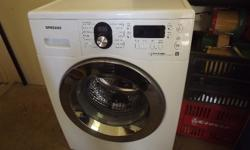 Samsung 7kg Deep Foam Frontloader in new condition