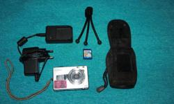 Hi, I'm selling my digital camera - Auto focus - 8.1