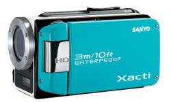 I have an excellent condition Sanyo Xacti WH1Camcorder