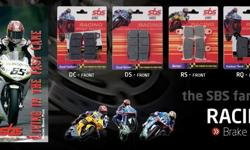 SBS Brake Pads - The Power to Stop You Scandinavian