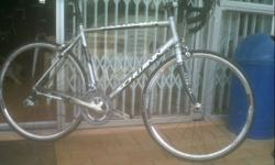 Soort: Bicycle Size 26 Aluminiun frame with Tiagra