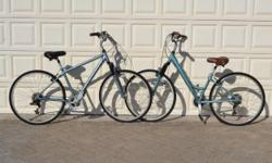 Schwinn Voyageur GS - Mens and Ladies Bicycles.