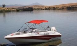 2004 Model 213 Hours on boat and motor New Battery New