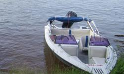 I am selling my Mono-haul Scimitar bowrider, which is