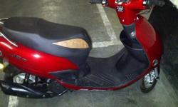 A 125 Jet scooter for sale in excellent condition and