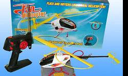 Fly, Soar and Hover like never before with the Fun