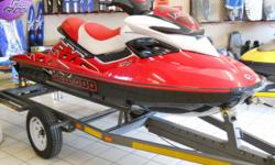 Beskrywing Sea-doo RXP 215hp Supercharged, 2007model,