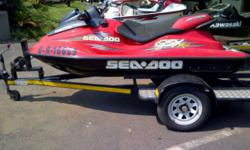 Beskrywing Sea Doo Jetski 1999 model Gsx ltd.951cc