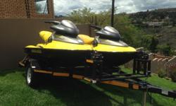 Seadoo Bombardier XP Jet ski Engine 100% Ready to have