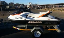 2011 Seadoo GTi 130 IBR (Intelligent Brake & Reverse)