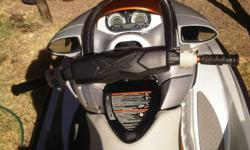 Seadoo 255 HP Supercharger, ski has 72 hrs on, just