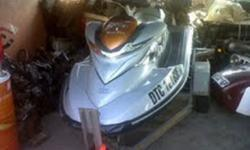 SEADOO RXPX VTEC SUPER CHARGED 255HP JETSKI, ONLY DONE