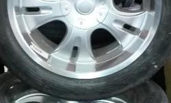 Second hand Mags,Tyres & Rims 60% / 65% thread. For