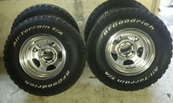 Good used second hand Tyre's on +65% tread,fitting and