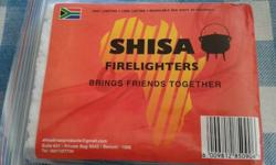 We supply Shisa Firelighters and Charcoal bulk stock to