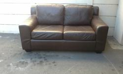 L-shaped couches, custom made to individual