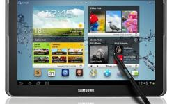 I am selling my Galaxy Note 10.1 . It has a Body Glove
