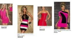 Beautiful  ladies dresses and club wear available upon