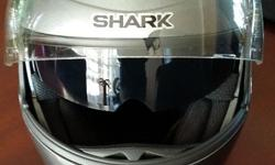 Shark Helmet, never been worn and therefore in mint