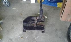 Sheet metal cutter. R540.