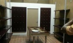 Store shelving / fittings for urgent sale (Uzzi